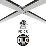 Luz de tira linear de 1FT / 1.5FT / 2FT / 3FT / 4FT / 5FT Bluetooth Dimmable LED con ETL / Dlc