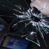 Электрофонарь самозащитой наивысшей мощности сильный алюминиевый (X3) оглушает пушки