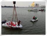 На заводе Flit 4 пассажиров снаружи двигателя спортивные лодки гонок яхт