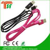 Câble USB Micro nylon coloré pour iPhone