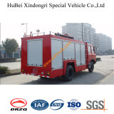 6ton Dongfeng Water Ladder Fire Truck Euro2