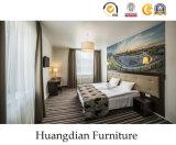 Design elegante mobiliário de contrato de 4 estrelas móveis de quarto de hotel (HD405)