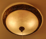 Iluminación pendiente del hogar europeo de la decoración con el mármol español, Ce, UL