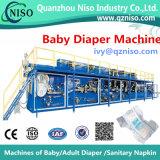 Tecido Full-Automatic do bebê que faz o fornecedor da maquinaria (YNK500-SV)