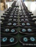 IP65 impermeabilizzano l'indicatore luminoso con Dlc, UL della strada dell'indicatore luminoso di via di Shoebox LED di alto potere