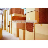 15mm Aluminiumlegierung-Rahmen-abkühlende Auflage-Wand