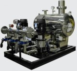 물 공급 장비를 위한 포장 수출