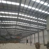 Construction de bâtiments résistante de structure métallique de tremblement de terre avec la structure durable