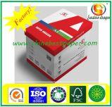 100% de papel de cópia impermeável para celulose de madeira para impressão