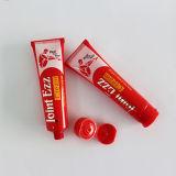 Tubo plástico privado de aire de la categoría alimenticia para la crema corporal de los cosméticos