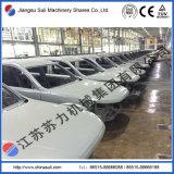 China Suli deelt het Schilderen de Lopende band van de Deklaag van de Auto
