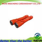 Eixo de cardan de SWC para o equipamento do rolamento da fresa de aço