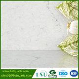 Betaalbare Witte Countertop van de Steen van het Kwarts van Carrara
