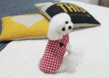 Vêtements confortables chauds de crabot de gilet de l'hiver d'animal familier