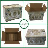4つの折り返しのカスタム出荷のカートンボックス