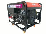 12V generador de la gasolina la monofásico 168f-1 6.5HP