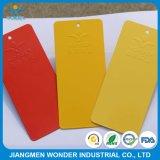 Rivestimento esterno giallo della polvere per il rivestimento del contenitore