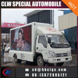 Pantalon portable Foton 15cbm LED Mobile Stage Truck