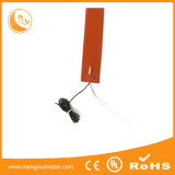 Doppelte Isolierungs-elektrische Heizungs-Silikon-Gummi-heiße Platte