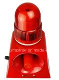 Сигнал тревоги водоустойчивого света зонда маяка строба рожочка звуковой и визуально