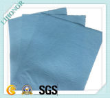 45g Spunlaced Combinez 18g PE Film Nonwoven Fabric