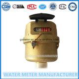 Mètre volumétrique d'activité de l'eau de Sensus de mesure d'arrêt d'aimant