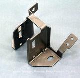 Pièce de dépliement personnalisée de tôle d'acier inoxydable de qualité