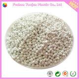 Masterbatch blanc avec du polyéthylène haute densité