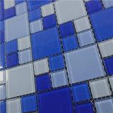 Плитка мозаики декоративного строительного материала плавательного бассеина стеклянная