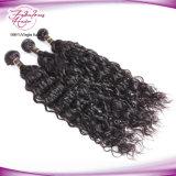 Уток волос девственницы оптовой продажи изготовления волос индийский людской