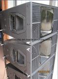 Q1 verdoppeln eine 10 Zoll-Zeile Reihen-Systems-PROaudio, Berufslautsprecher