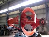 De Machine van het Uit de roulatie halen van de Draai van de trommel voor Grote Kabel Lengh