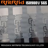 Marken-Aufkleber der langen freien kodierungs-860-960MHz Voller-Specturm RFID