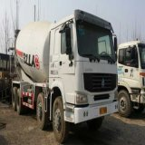 30 طن الصين يستعمل [غود كنديأيشن] [كنستروكأيشن قويبمنت] 6*4 [هووو] خلّاط شاحنة لأنّ عمليّة بيع