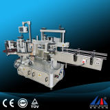 Машина для прикрепления этикеток автоматической стороны двойника поставщика фабрики круглая/плоская/квадратная бутылки