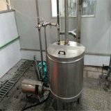 Edelstahl-Saft-Füllmaschinen (automatisch)