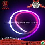 bande polychrome de lampe au néon de la CE 12V 120LEDs DEL de 11-15W IP65 IP68 mini