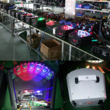 Weihnachtsstadiums-Lichter des Farben-ändernde fallenden Stern-DMX RGB LED