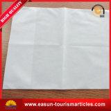 白の非編まれた使い捨て可能な枕箱