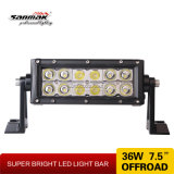 "7.5 "" 36W 두 배 줄 크리 사람 트럭 Offroad LED 표시등 막대"