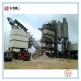 Máquina Stirring concreta do asfalto europeu do projeto modular 120t/H da tecnologia com baixa emissão