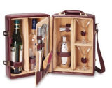 Picnic Time Isolated Two-Bottle Cocktail Top Handle Case