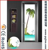 중국 유리제 문을%s 공급자에 의하여 서리로 덥는 PVC 장식적인 스티커
