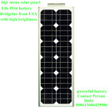 屋外5W -120Wセンサーが付いている1つの太陽通りLEDライトのすべて