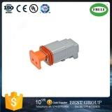 Conetor elétrico equivalente do injetor de combustível do carro