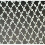 Maglia saldata del rasoio di /Welded della rete metallica di Barbded del rasoio/reticolato di saldatura