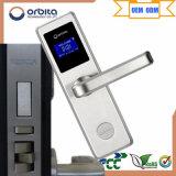 Bloqueo de puerta de la tarjeta del hotel de Digitaces RFID de la seguridad de la venta al por mayor de la alta calidad de Orbita