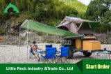 ピクニックのための2017の新式のキャンバス車の日除けの手段の側面の日除け車のテント