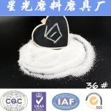 Gecalcineerde Oppoetsende Witte Gesmolten Alumina van het Poeder voor Vuurvast materiaal