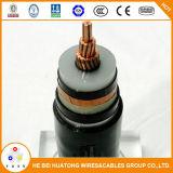 Câble moyen Yjv32 35kv de tension